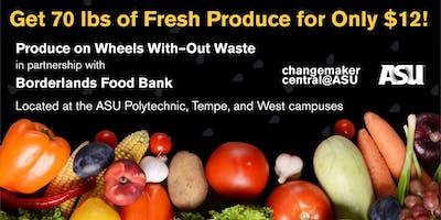 Borderlands Produce Rescue- ASU West