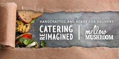 Burlington Mellow Mushroom VIP Catering Tasting