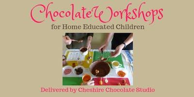 Home Schoolers Chocolate Workshop