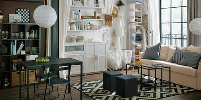 The IKEA Get Organized Event