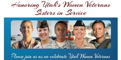 Sisters in Service, Honoring Utah Women Veterans 2019