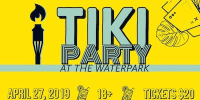 Tiki Party at the Waterpark 18+