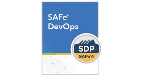 SAFe v4.6 DevOps Training n Certification class (weekend)