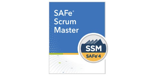 SAFe v4.6 Scrum Master Training n Certification class (weekend)