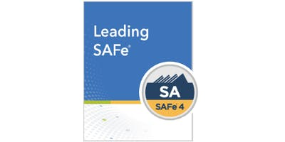 Leading SAFe v4.6 Training n Certification class (weekend)