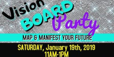 2019 MASTER-Piece Vision Board Party