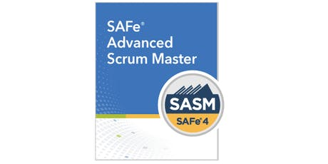 SAFe v4.6 Advanced Scrum Master Training/Certification (weekend) tickets