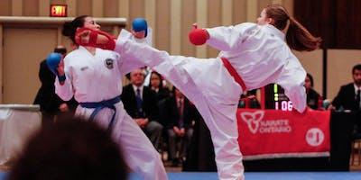 PacificSport VI x Shima Karate Athlete Development Program
