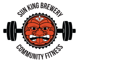 The Hot Room Yoga at Sun King Brewery
