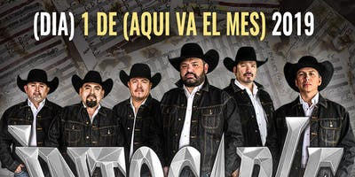 Intocable – Percepcion Tour 2019 @ Ace of Spades
