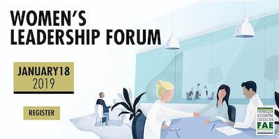 Women's Leadership Forum - Transforming Workplace Culture