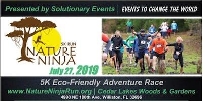 Nature Ninja 5K Eco Friendly Adventure Race