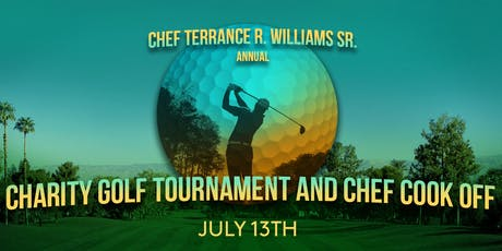 Chef Terrance R. Williams Sr. Charity Golf Tournament  tickets