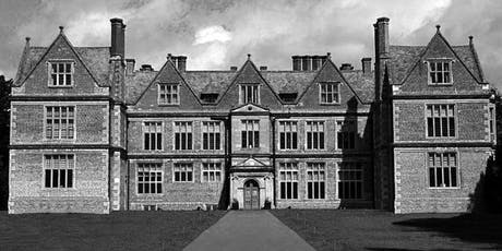 Ghost Hunt of the very haunted Shaw House Newbury tickets