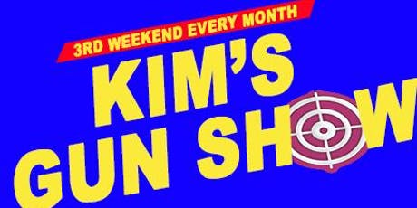 Kim's Gun Show - The Ultimate Monthly San Antonio Gun Shows tickets