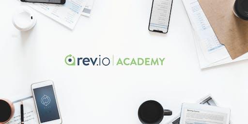 Rev.io Academy 2019
