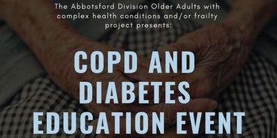 COPD and Diabetes Education Event