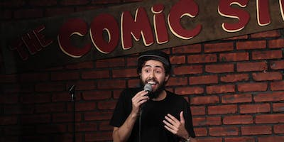 Ramy Youssef LIVE from Inside Joke Films, Sketchy Arabs and MTV at Arlington Drafthouse