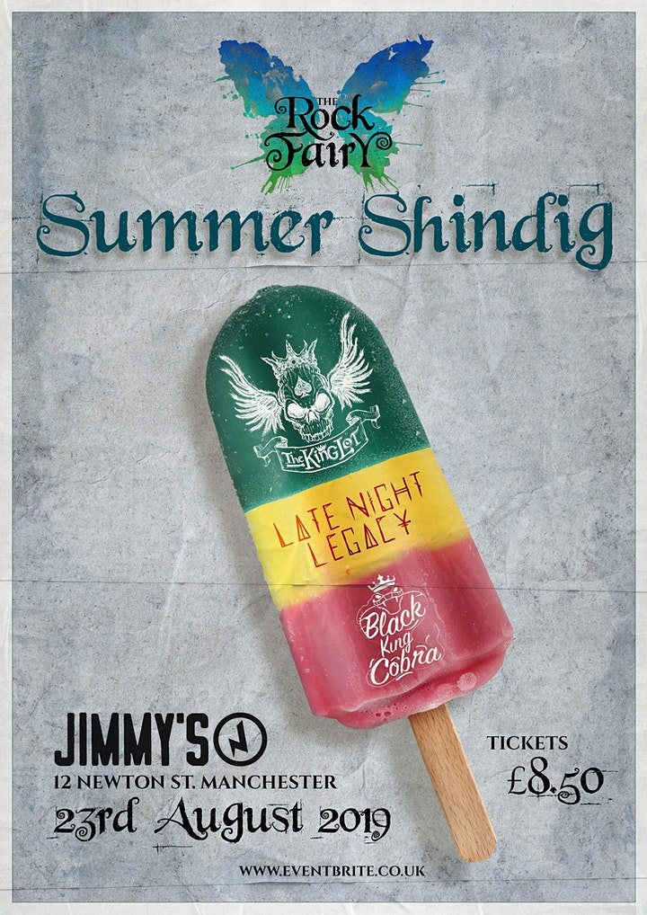 The Rock Fairy's Summer Shindig image
