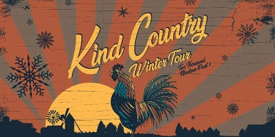 Kind Country w/ Vince Herman of Leftover Salmon wsg/ Flatland Harmony Experiment