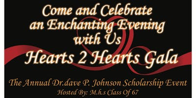 The Annual Dr. Dave P. Johnson Scholarship Event - 2019