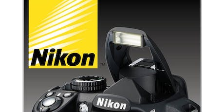 Beginning Nikon DSLR with Kevin Carson – PAS tickets