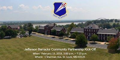 Jefferson Barracks Community Partnership Kick-Off