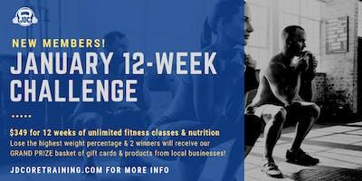January 12-Week Challenge