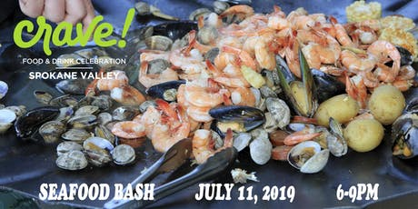 Crave! Seafood Bash tickets