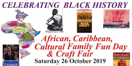 Celebrating Black History & Craft Fair