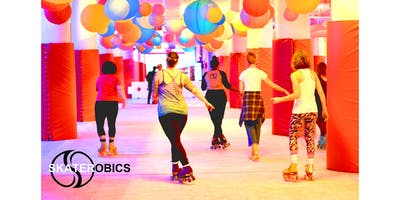 SKATEROBICS®- ADULT ROLLER SKATE DANCE CLASSES-LEVEL 1