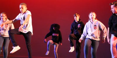 Street Dance Classes in Marks Gate for 14-18 years
