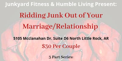 Ridding Junk Out Of Your Marriage/Relationship