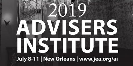 JEA Advisers Institute 2019 tickets