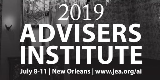 JEA Advisers Institute 2019