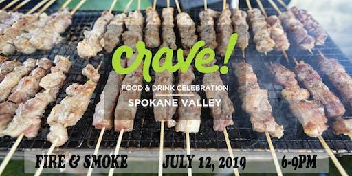 Crave!  Fire & Smoke