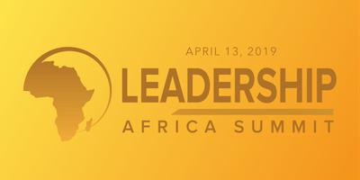 2019  Leadership Africa Summit
