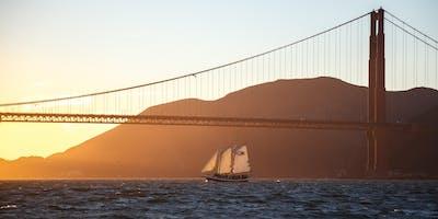 Friday Sunset Sail on San Francisco Bay - Summer and Fall 2019