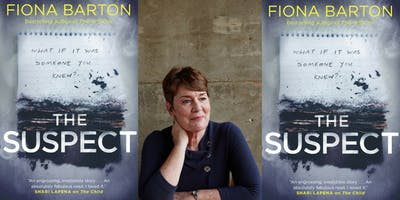 Fiona Barton in Conversation with Wendy O\