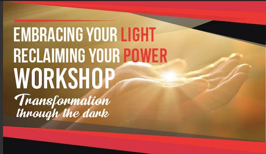 Reclaiming Your Power ~ Embracing the Light W
