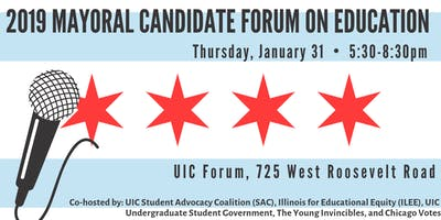 Chicago Mayoral Candidate Forum on Education