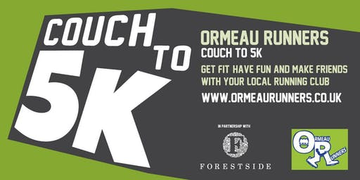 Ormeau Runners Couch to 5k Program