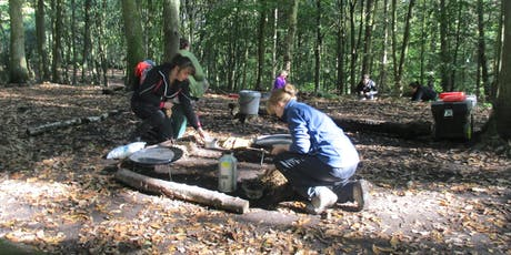 Nature's Footprints Training - NOCN Level 3 Certificate for Forest School Leaders tickets