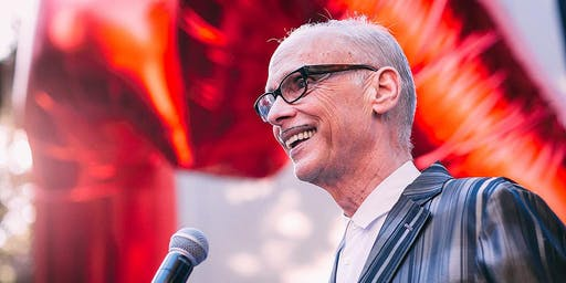2019 BURGER BOOGALOO           Hosted by John Waters