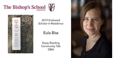 2019 Scholar-in-Residence Community Talk with Eula Biss
