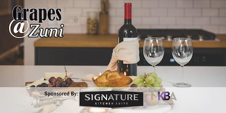 Grapes @ Zuni:  Wine Tasting & Networking event tickets