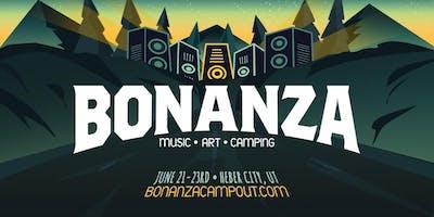 Bonanza Campout Music Festival 2019 - Tickets