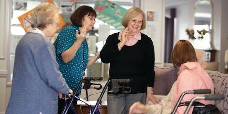 Montessori for Dementia - New Town - TAS tickets
