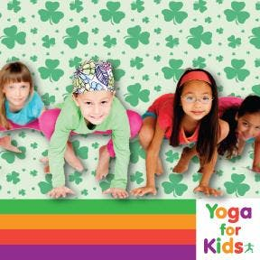 Kids Yoga &quotSt. Pattys Day Fun&quot (Ages 3 &amp Homeschoolers)