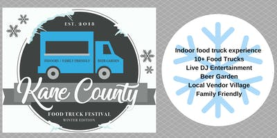Kane County Food Truck Festival - Winter Edition